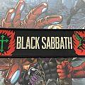 Patch Black Sabbath Super Stripe Henry