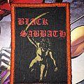 Patch Black Sabbath Paranoid