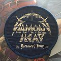 Patch Diamond Head Borrowed Time Tour