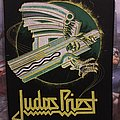 Back Patch Judas Priest, Screaming for Vengeance