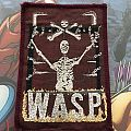 Patch WASP W.A.S.P