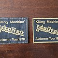 Patch Judas Priest killing Machine Tour 1978