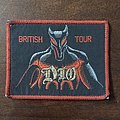 Patch Dio British Tour