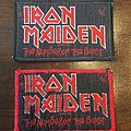 Patch Iron Maiden Number of The Beast Tour 1982