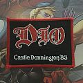 Patch Dio Castle Donnington
