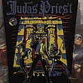 Back Patch Judas Priest Sin After Sin