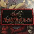 Patch Iron Maiden Run to the Hills