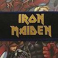 Patch Iron Maiden Killer Stripe
