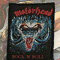 Patch Motörhead Rock N Roll