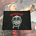 Patch Motörhead No Sleep at all