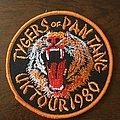 Patch Tygers Of Pan Tang Tour 1980