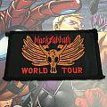 Patch Black Sabbath World Tour