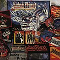 Judas Priest New Patches which arrived