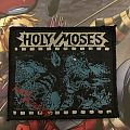 Holy Moses - Patch - Patch Holy Moses finished with the dogs