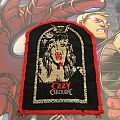 Ozzy Tombstone Patch