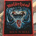 Patch Motörhead Rock N Roll