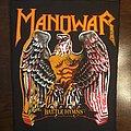 Back Patch Manowar Battle Hymns