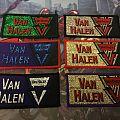 Van Halen - Patch - Van Halen Collection