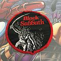 Patch Black Sabbath Paranoid Round