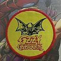 Patch Ozzy Osbourne