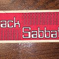 Patch Black Sabbath 8 Bit