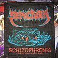 Patch Sepultura Schizophrenia