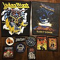 New Arrivals patches Judas Priest Manowar Diamond Head etc...