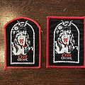 Patch Ozzy Osbourne Speak of the Devil Red Border versions