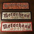 Motörhead - Patch - Patch Motörhead Overkill Stripe
