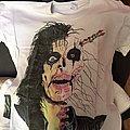 Alice Cooper - TShirt or Longsleeve - Alice Cooper - hey stoopid tour 1991