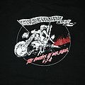 The Hounds at Your Back U.S.A tour shirt