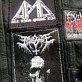 Fetid Zombie - Battle Jacket - Patches