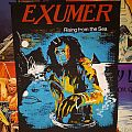 Exumer - Rising from the sea Backpatch
