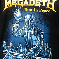 Megadeth - Rust in Peace 20th Anniversary TShirt or Longsleeve