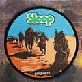 Sleep dopesmoker patch with black border