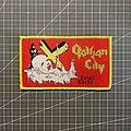 Gotham City - Patch - Gotham City - Black Writs