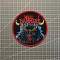 Hellhammer - Patch - Hellhammer