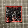 Infester - Patch - Inferster - To The Depths... In Degradation