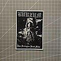 Burzum - Patch - Burzum - True Norwegian Black Metal