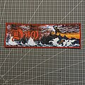 Dio - Patch - Dio - Holy Diver