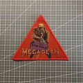 Megadeth - Patch - Megadeth - Peace Sells... But Who's Buying?