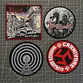 Blue Öyster Cult - Patch - patches for BloodFireDeath88