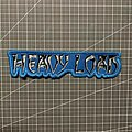 Heavy Load - Patch - Heavy Load embroidered logo