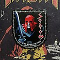 Sodom - Patch - Sodom Fux Leather Backpatch