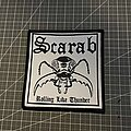 Scarab - Patch - Scarab - Rolling Like Thunder