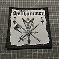 Hellhammer - Patch - Hellhammer - Only Death is Real