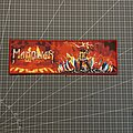 Manowar - Patch - Manowar - Warriors of the World