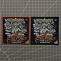 Iron Angel - Patch - Iron Angel - Winds Of War