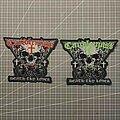 Candlemass - Patch - Candlemass - Death Thy Lover