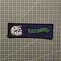 Black Sabbath - Patch - Black Sabbath - MiniStrip